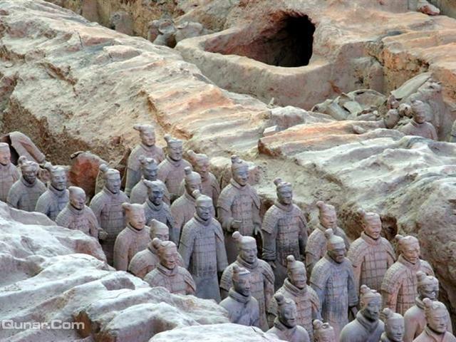 秦始皇陵博物院(兵马俑)